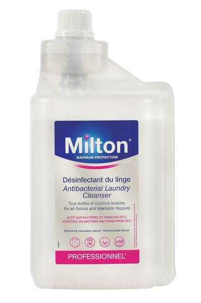 Désinfectant linge et literie Milton®