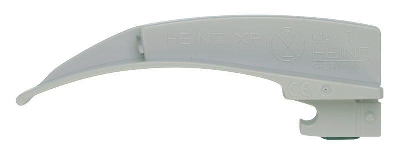 Lames de laryngoscope à usage unique Heine XP
