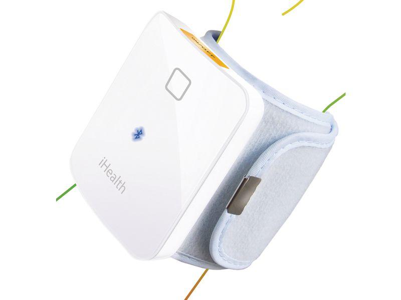 Tensiomètre poignet connecté iHealth® BP7 Sense