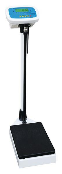 Pèse-personne électronique à colonne avec toise