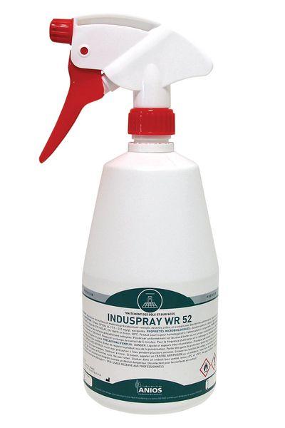 Lot de 3 désinfectants Induspray WR 52