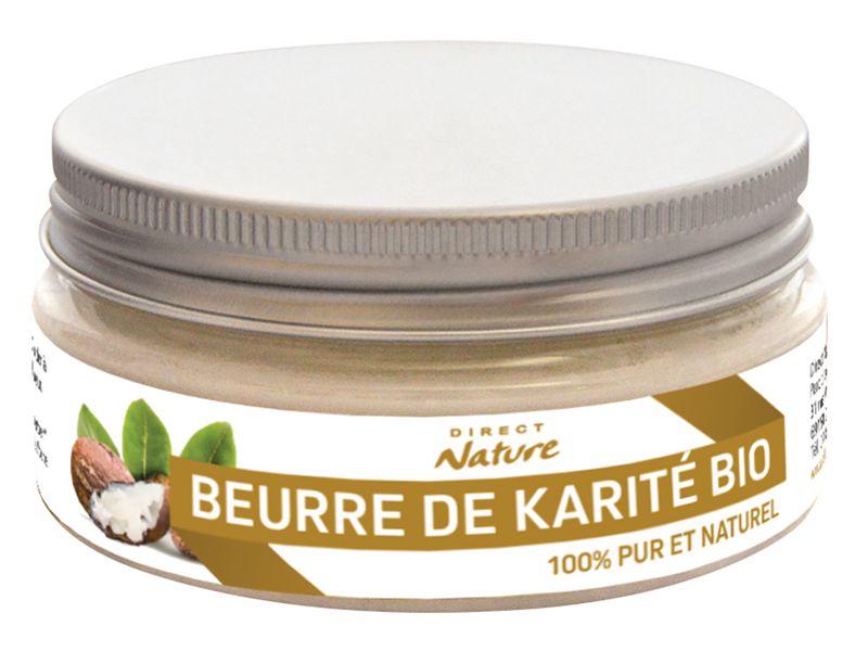 Beurre de karité biologique