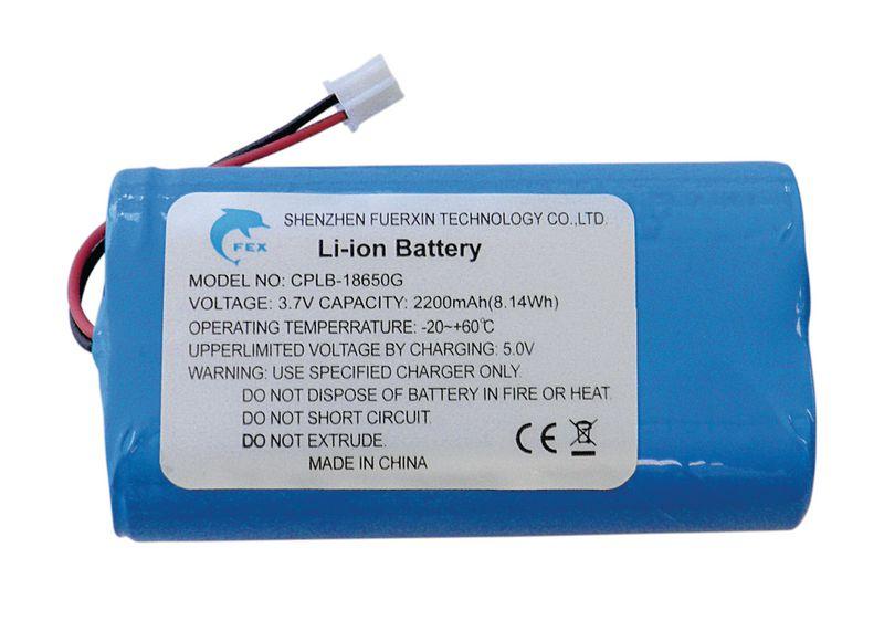 Batterie lithium pour moniteur multiparamétrique PC300