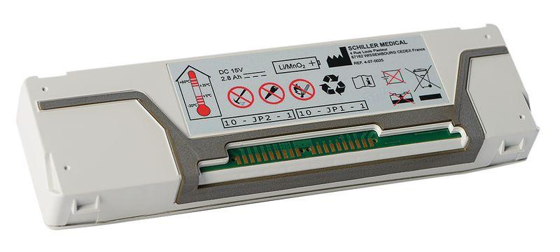 Batterie lithium pour défibrillateur FRED® PA-1