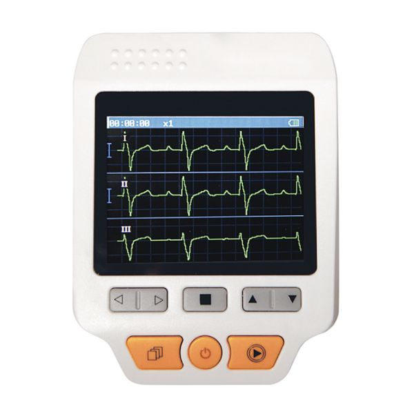 ECG de poche Cardio-C 3 pistes