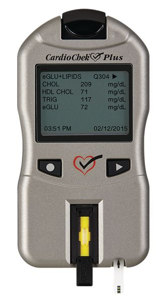 Analyseur sanguin portable Cardiochek® Plus