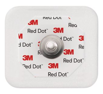 Electrodes de surveillance ECG 3M™ Red Dot™ 2560
