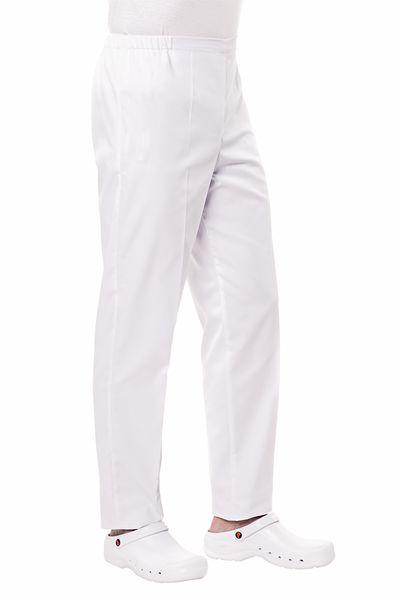 Pantalon médical femme blanc Prixi