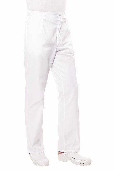 Pantalon médical homme blanc Prixu