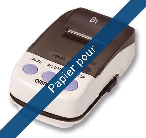 Papier pour imprimante tensiomètre Omron R7/Spot ARM™