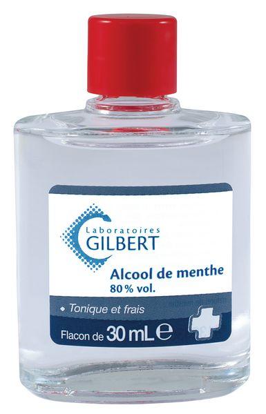 Alcool de menthe 30 ml