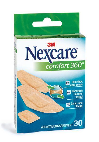 Pansements Nexcare 3M Comfort