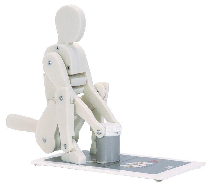 Mannequin articulé gestes et postures PRAP