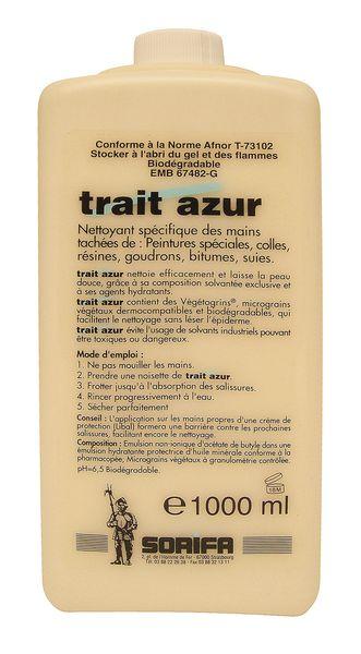 Gel nettoyant Trait Azur pour salissures extrêmes