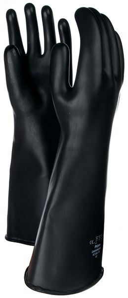 Gants de protection chimique en latex Chemprotect™