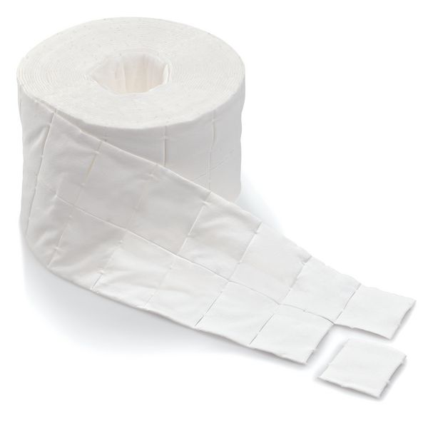 Tampons ouate de cellulose Pur-Zellin® en rouleau