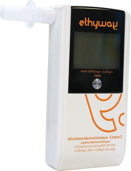 Ethylotest électronique Ethyway