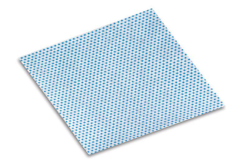 Compresses bleues détectables