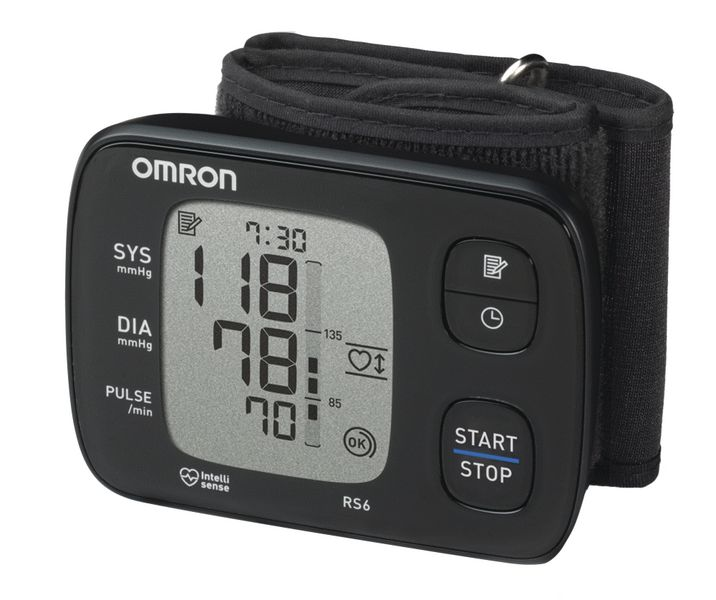 Tensiomètre électronique poignet Omron RS6