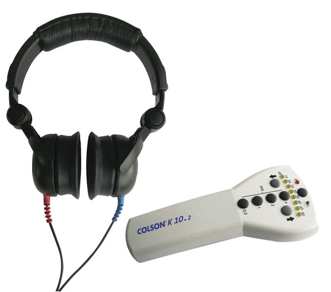 Audiomètre de dépistage K10.2 Colson