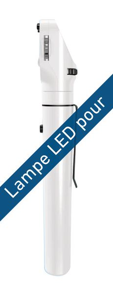 Ampoule LED 3.7 V ophtalmoscope RIESTER