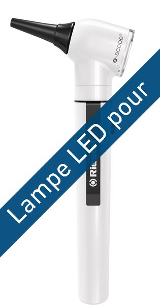 Lampe Otoscope E-scope®