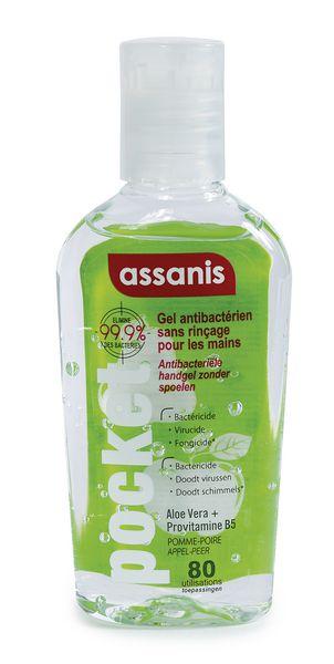 Gel hydroalcoolique parfumé petit format