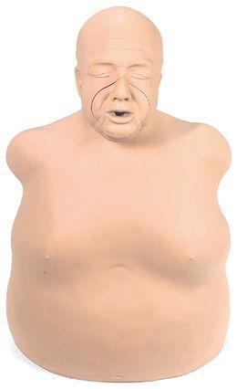 Poumons pour mannequin corpulent Old Fred