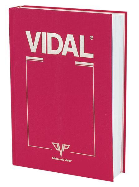 Dictionnaire Vidal® 2018