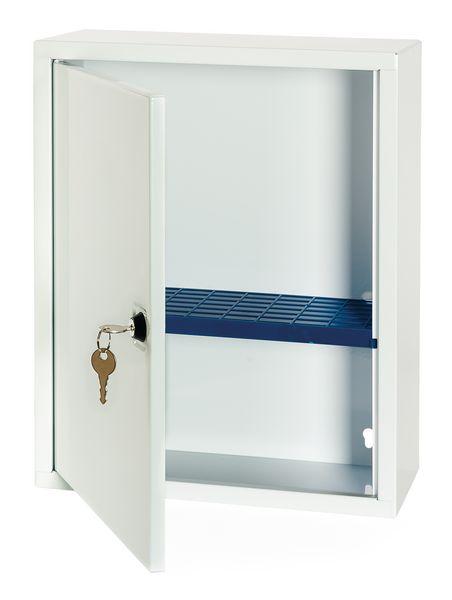 armoire pharmacie medi basic 1 porte vide securimed. Black Bedroom Furniture Sets. Home Design Ideas