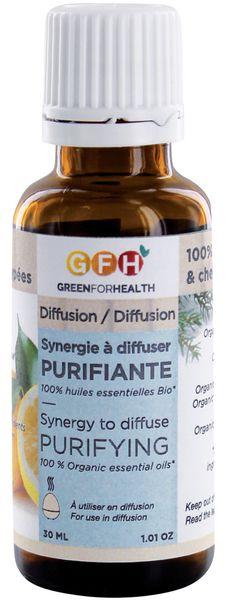 Purifiant air GFH