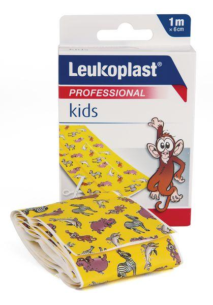 Bande de pansement pour enfants leukoplast® kids