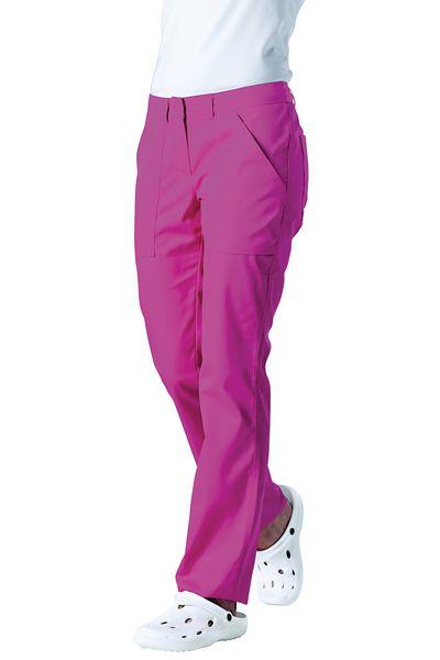 Pantalon médical femme couleur