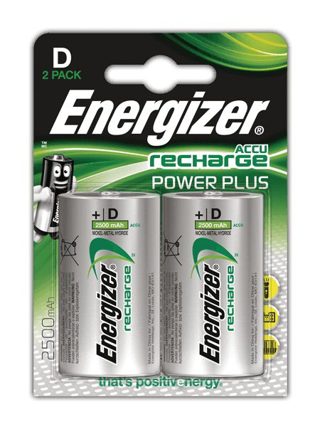 Piles rechargeables LR20 D