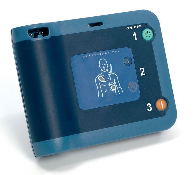Défibrillateur HeartStart FRX