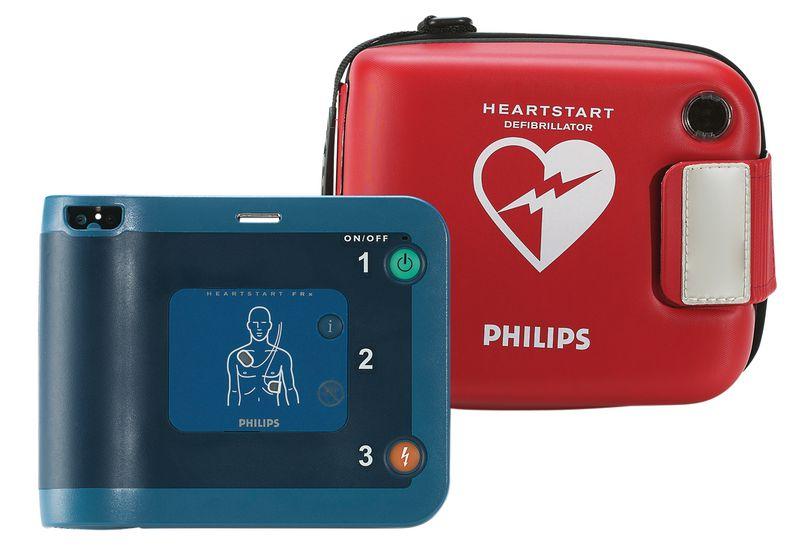 Offre pack défibrillateur FRX avec housse
