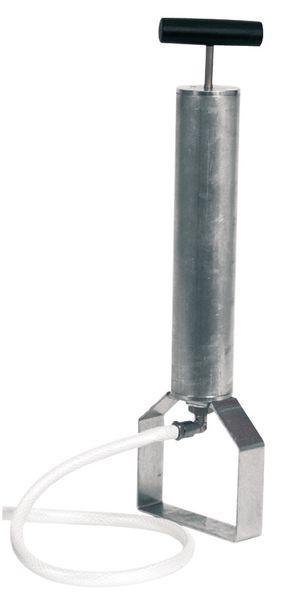 Pompe à dépression métallique