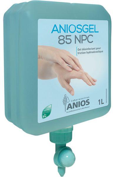 Gel hydroalcoolique Aniosgel 85 NPC CPA Airless