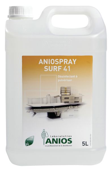 Aniospray Surf 41 : bidon de 5L
