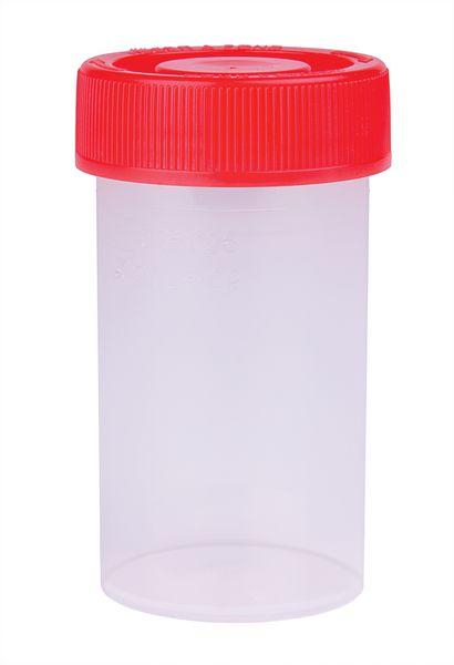 Flacons de prélèvement urinaire