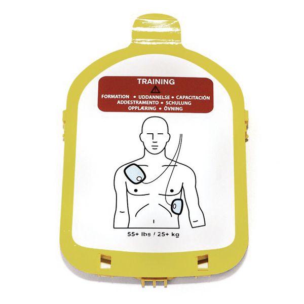 Electrodes adulte défibrillateur de formation HS1