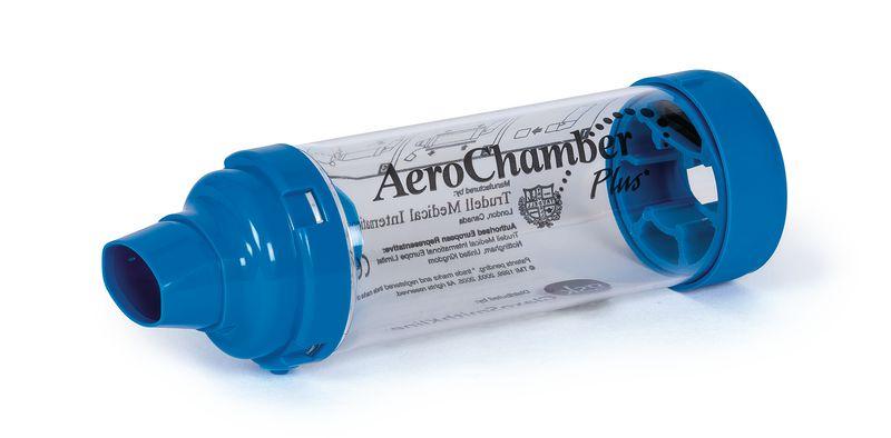 Chambre d'inhalation Aerochamber