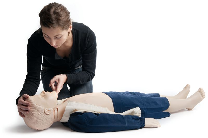 Mannequin de secourisme Resusci® Junior
