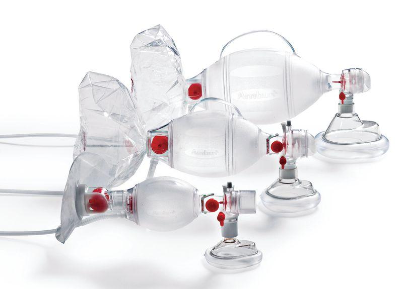 Insufflateur SPUR® II Ambu à usage unique