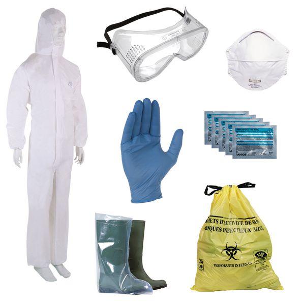 Kit infection virale EBOLA