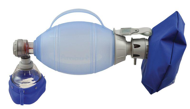 Insufflateur en silicone Ambu réutilisable