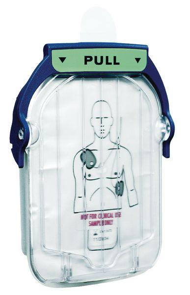 Electrodes/patchs défibrillateur HeartStart HS1