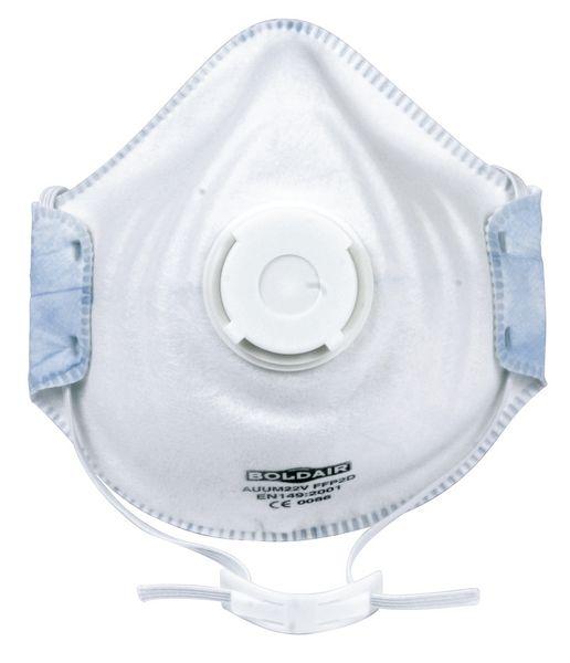 Masque respiratoire FFP2 à valve