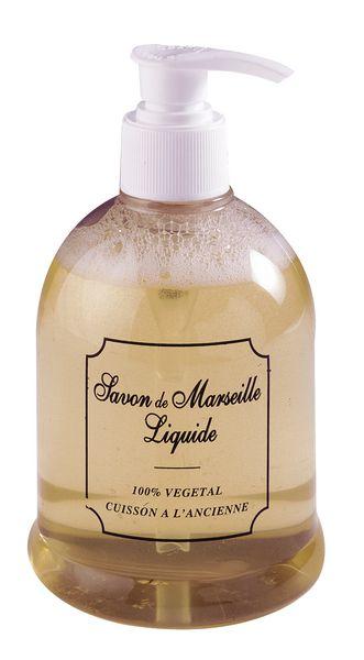 Savon de Marseille parfum orchidée flacon pompe 300 ml