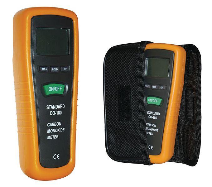 Détecteur de monoxyde de carbone CO portable